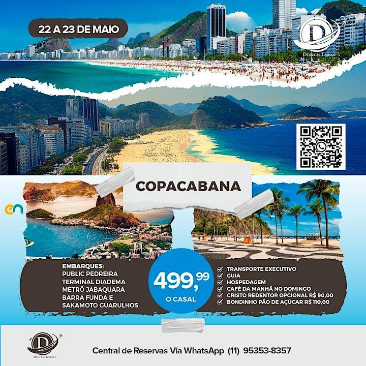 Imagem do evento Copacabana FDS
