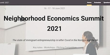 Neighborhood Economics Summit 2021 tickets