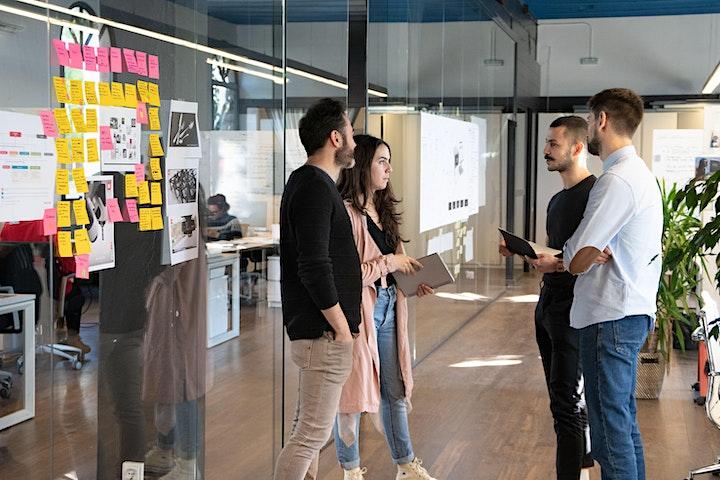 Imagen de Creative Talks · Palo Alto Open Day