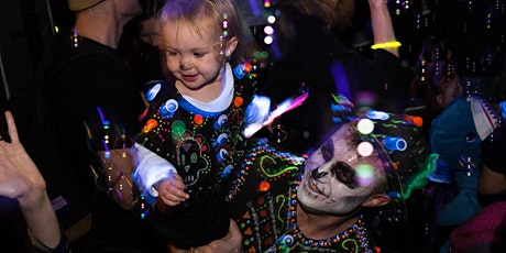 SOLD OUT! Big Fish Little Fish  BIRMINGHAM Halloween Family Rave tickets
