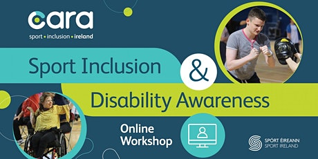 Sport Inclusion & Disability Awareness Workshop tickets