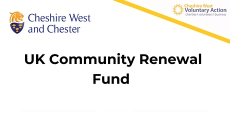 Let's Talk Business: UK Community Renewal Fund tickets