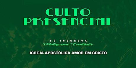 Culto de Celebração - 09/05/2021 ingressos