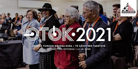 Oranga Tumuaki Oranga Kura & Te Kāhui Reo Taketake Wānanga tickets