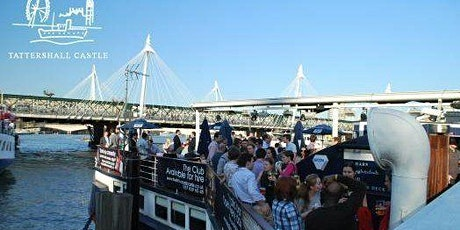 80s 90s Thames Boat Party | Tattershall Castle tickets