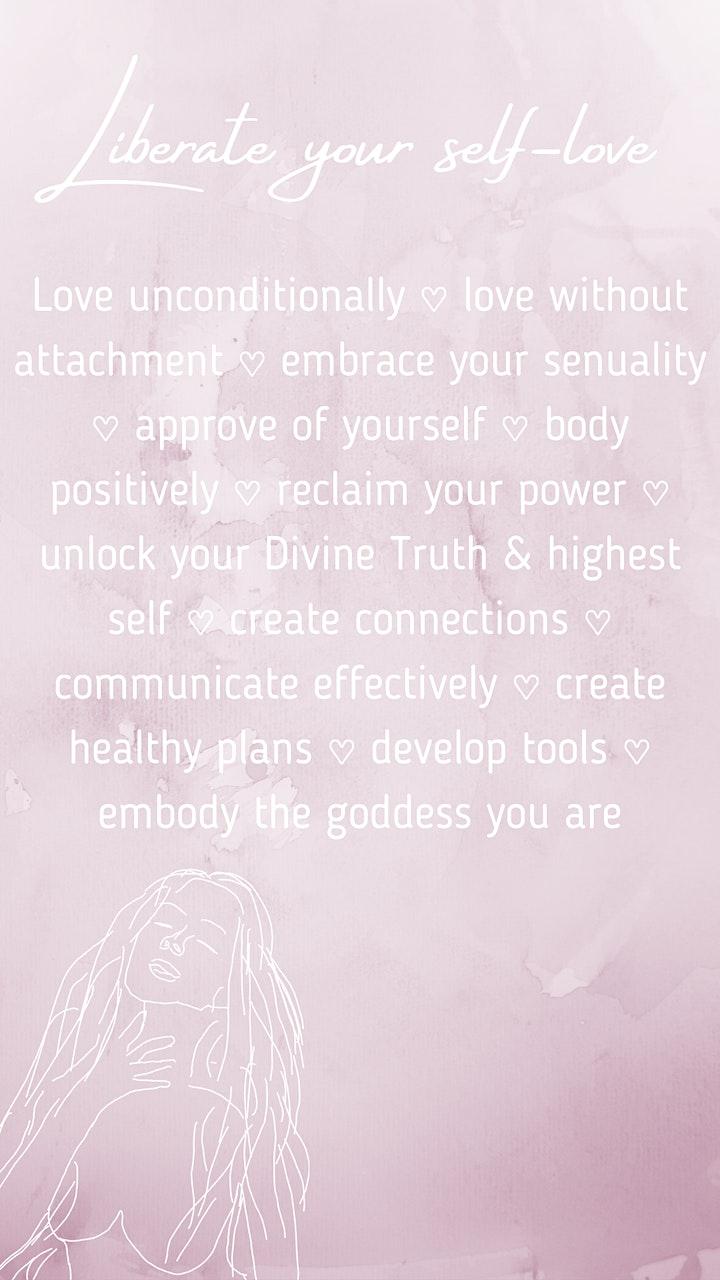 Divine sisters wellness circle ( 6 week course) image