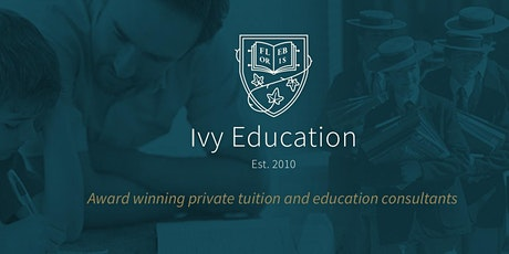 Ivy Education Webinar | Grammar Schools | 27 May tickets