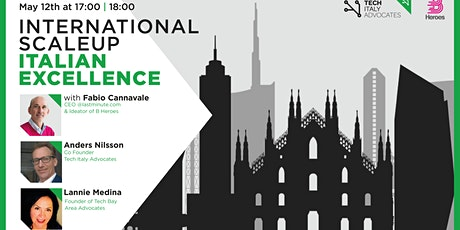 International Scaleup – Italian excellence biglietti