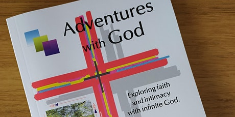 'Adventures with God' Book Launch tickets