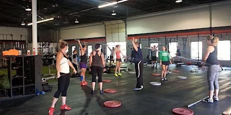 CrossFit Magnolia Cohen Weightlifting Seminar tickets