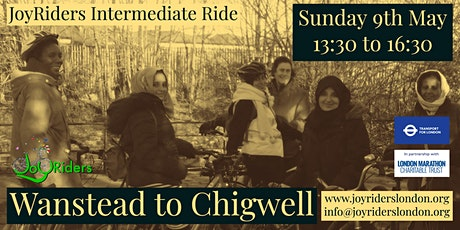 Intermediate Womens only ride from Wanstead to Chigwell tickets