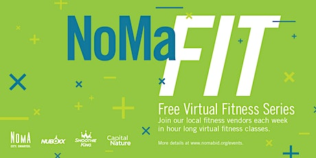 NoMa FIT with NUBOXX - Boxing Conditioning 5/20 tickets