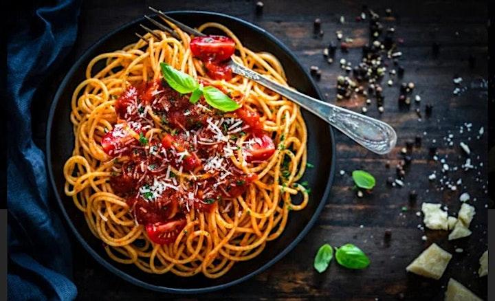 REfUSE Restaurant Night: Italian image