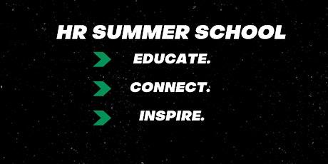 HR Summer School 2021 tickets