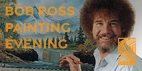 Bob Ross Painting Evening tickets