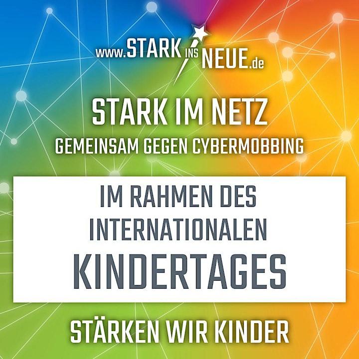 Stark ins Neue - GEMEINSAM GEGEN CYBERMOBBING - mit Rosa aus Kronberg: Bild