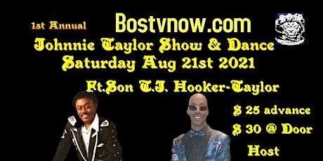 1st Annual Johnnie Taylor Show & Dance tickets