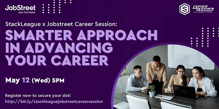 StackLeague x Jobstreet Career Session image