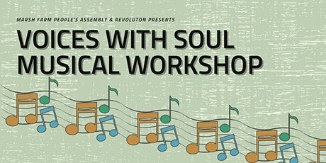 Voices With Soul tickets