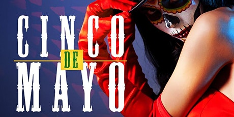 Cinco De Mayo at HASHTAG WEDNESDAYS tickets