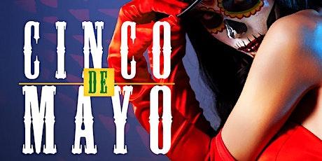 Cinco De Mayo at HASHTAG WEDNESDAYS tickets