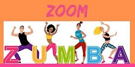 Online Zumba tickets
