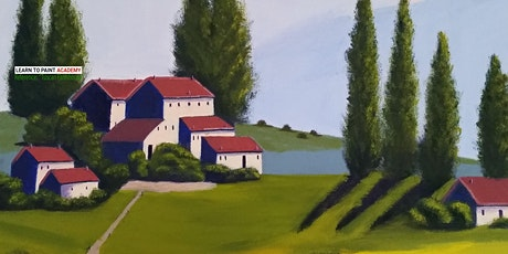 Introductory Offer! Online Adults Acrylic Painting Workshop for Beginners tickets