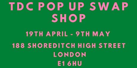 TDC Pop Up Swap Shop! tickets