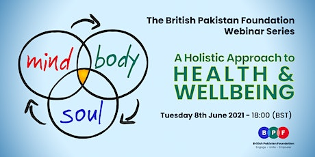 A Holistic Approach to Health & Wellbeing tickets