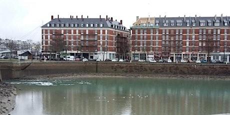Atelier secteur Saint-François - Espaces publics centre-ville reconstruit billets