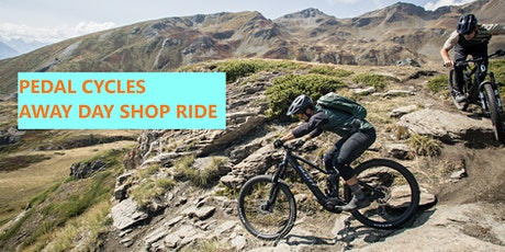 Pedal Cycles QE Park Away Day Shop ride tickets