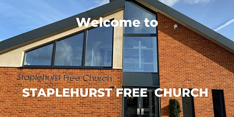 Sunday 6th June All Age Worship Service at Staplehurst Free Church tickets