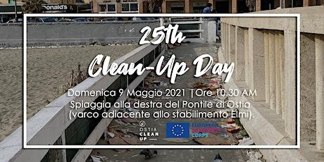 25th Clean-Up Day! biglietti