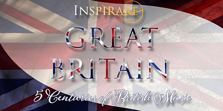 Great Britain: 500 Centuries of Choral Music tickets