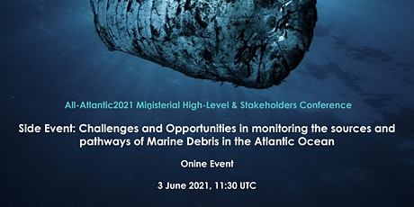 All-Atlantic 2021 Conference - side event on Marine Litter tickets