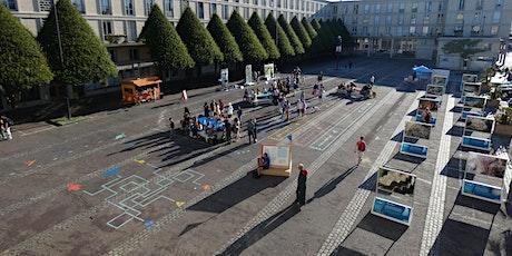 Marche exploratoire - Espaces publics du centre-ville reconstruit billets