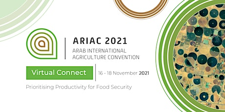 Arab International Agriculture Convention tickets