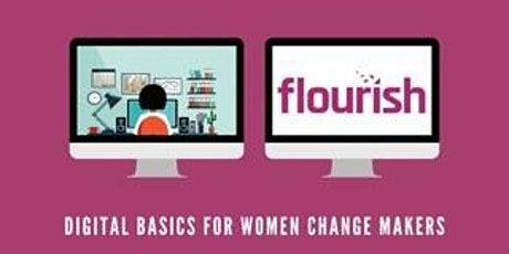 Digital Basics for Women Changemakers: 'How to' get started with Wordpress tickets