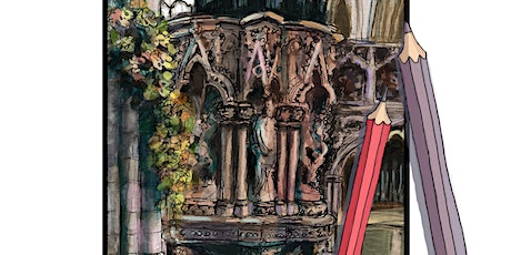 Tour and Draw: Sketching in the Cathedral tickets