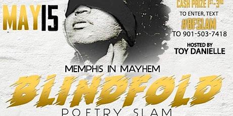 Blind Fold Poetry Slam tickets