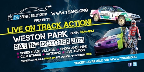 Speed and Rally Show including Rally Revival at Weston Park tickets