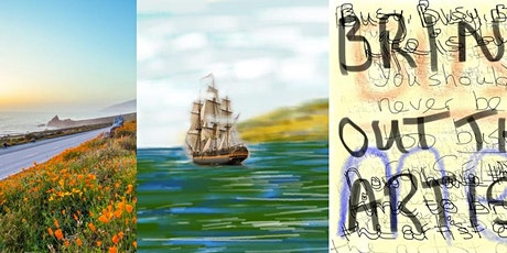 A World in a Suitcase - FREE 2 hour iPad Art Workshop tickets