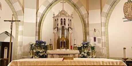 Private Prayer with Communion Service at St. John's Parish tickets