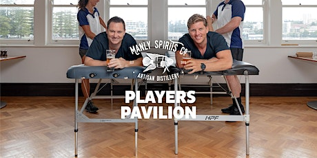 Manly Spirits Co. Players Pavilion [FRIDAY] tickets