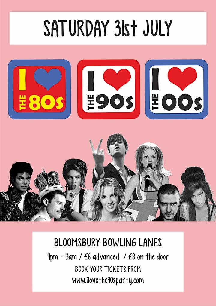 I love the 80s/90s/00s image