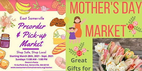 ESMS Mother's Day Market! tickets