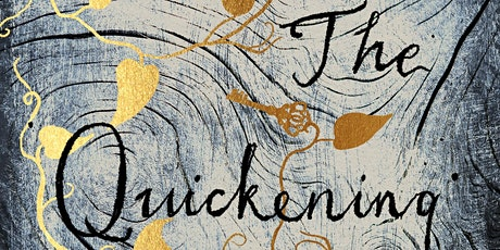 A Zoom Chat with Rhiannon Ward - The Quickening tickets