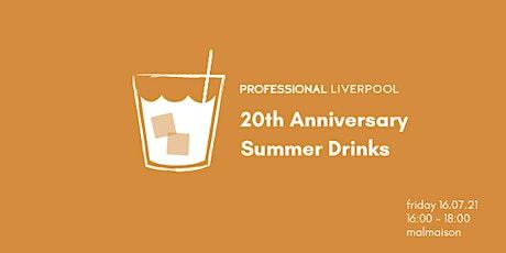Summer Drinks tickets