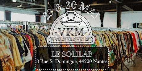 Vintage Kilo Market - Nantes billets