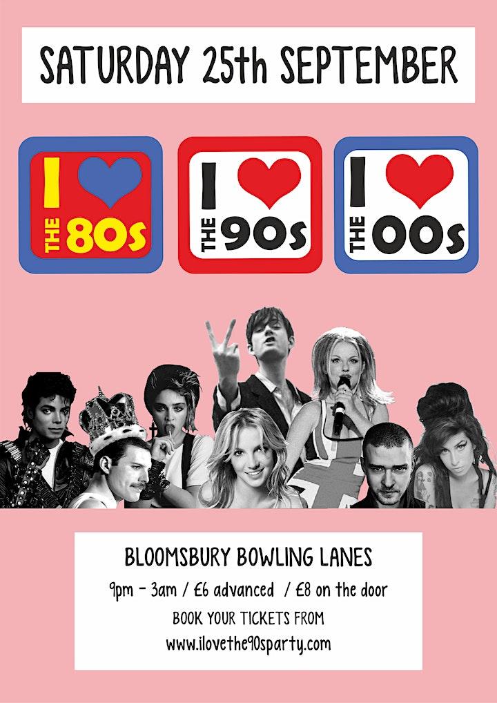 I love the80s/90s/00s image